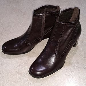 Franco Sarto ankle boot shoes